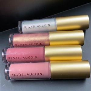 Kevyn Aucoin mini lipsticks